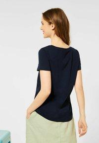 Street One - Basic T-shirt - blau - 1