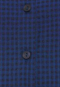 Marc O'Polo DENIM - DRESS BUTTON PLACKET - Shirt dress - scandinavian blue - 7