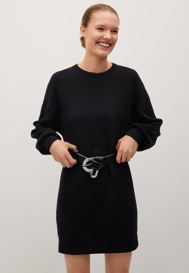 Mango - SILVA - Day dress - noir