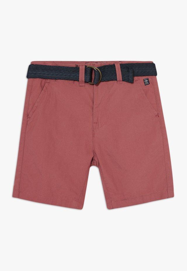 Short - light maroon