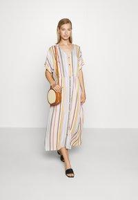 Nümph - LALANGE DRESS - Shirt dress - multi-coloured - 1