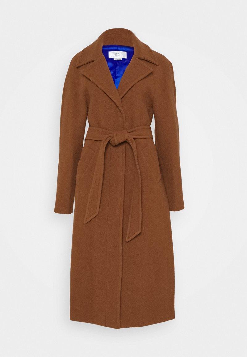 Victoria Victoria Beckham - COAT - Zimní kabát - brown