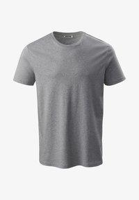 THE ROUND NECK - T-shirt basique - grey