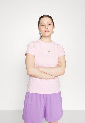 CI TEE - Basic T-shirt - light pink