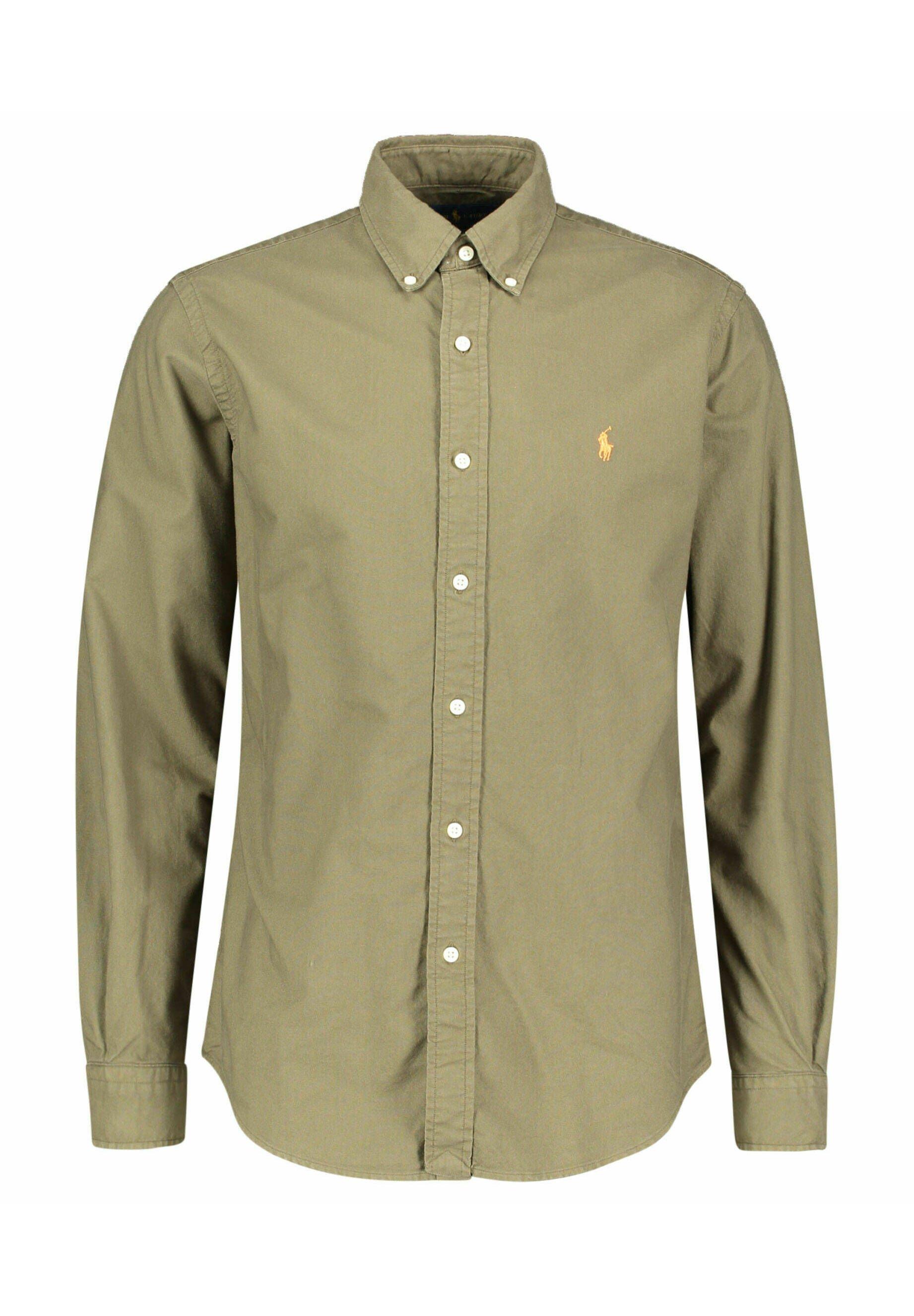 Uomo CUSTOM FIT OXFORD SHIRT - Camicia