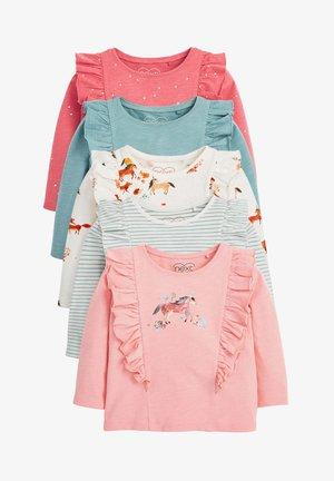 5 PACK - T-shirt à manches longues - pink