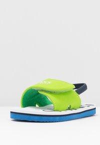 BOSS Kidswear - Sandals - sea/green - 2