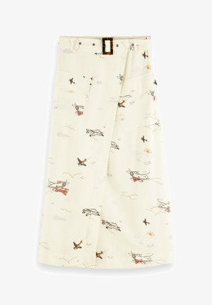 A-line skirt - combo a