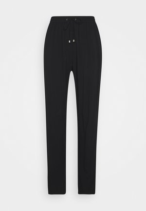 TROUSERS AVA CONTRACT - Tracksuit bottoms - black