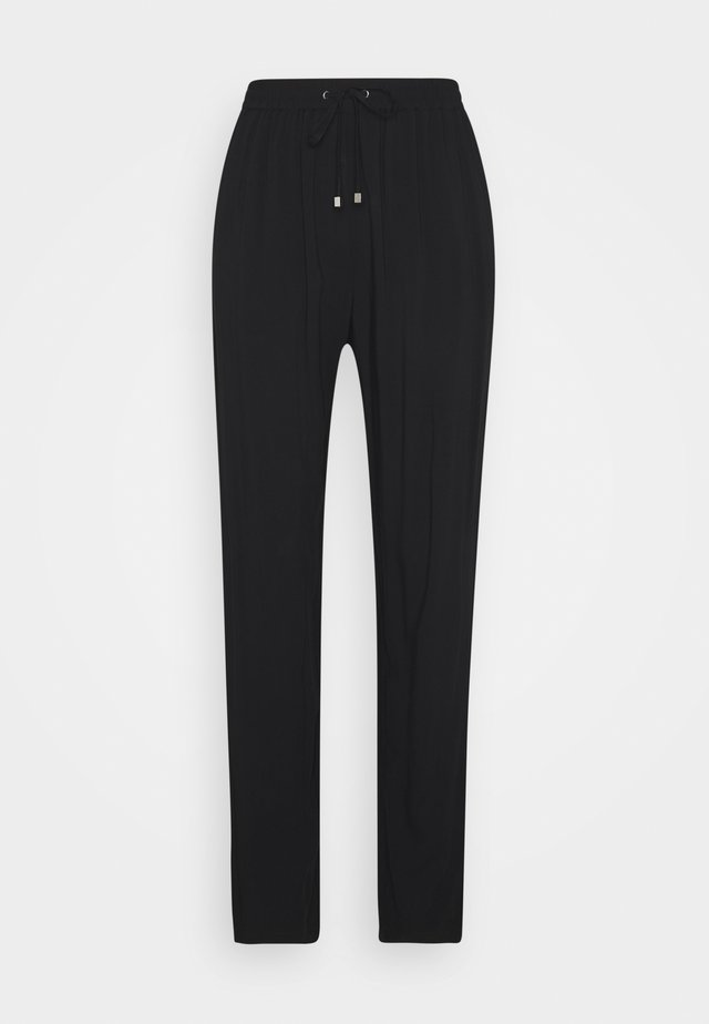 TROUSERS AVA CONTRACT - Verryttelyhousut - black