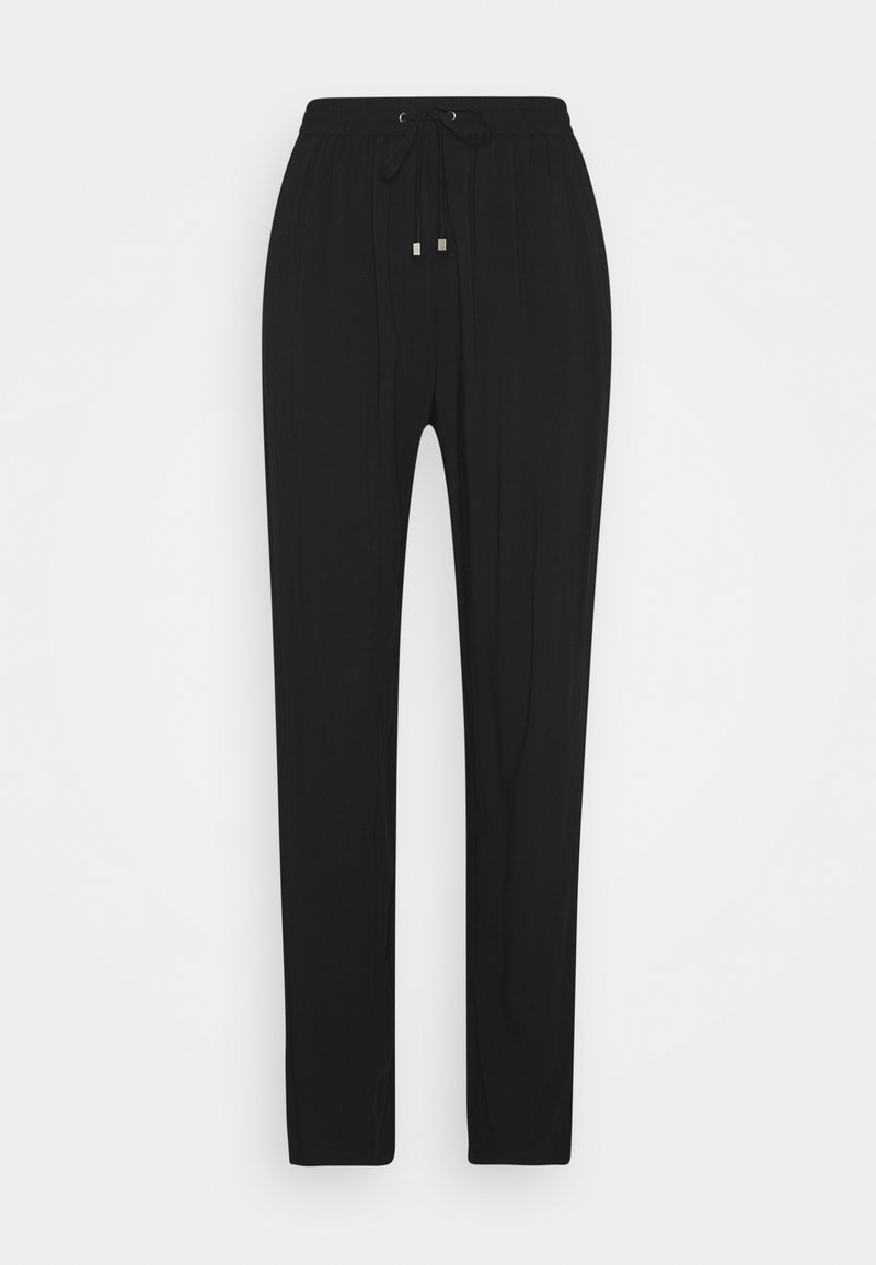 Lindex - TROUSERS AVA CONTRACT - Tracksuit bottoms - black