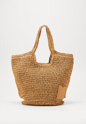 DIDO SHOPPER - Shopping Bag - camel