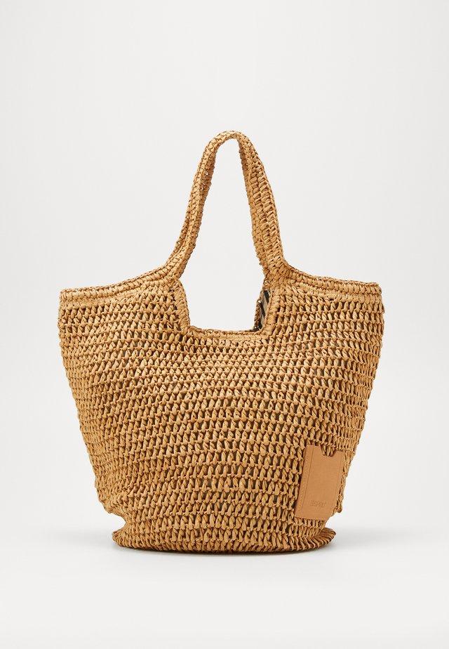 DIDO SHOPPER - Tote bag - camel