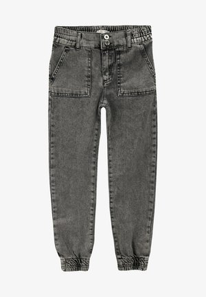 Jeansy Slim Fit - anthracite