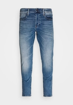 3301 STRAIGHT TAPERED - Jeansy Straight Leg - ight-blue denim