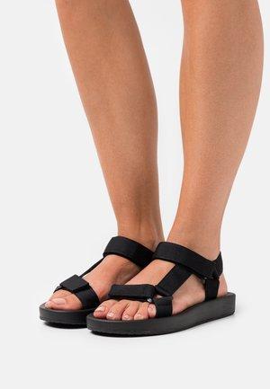 RUTHIE - Sandals - black