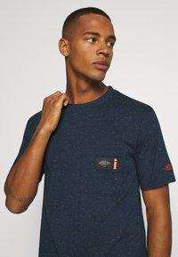 Scotch & Soda - T-shirt basic - navy melange - 4