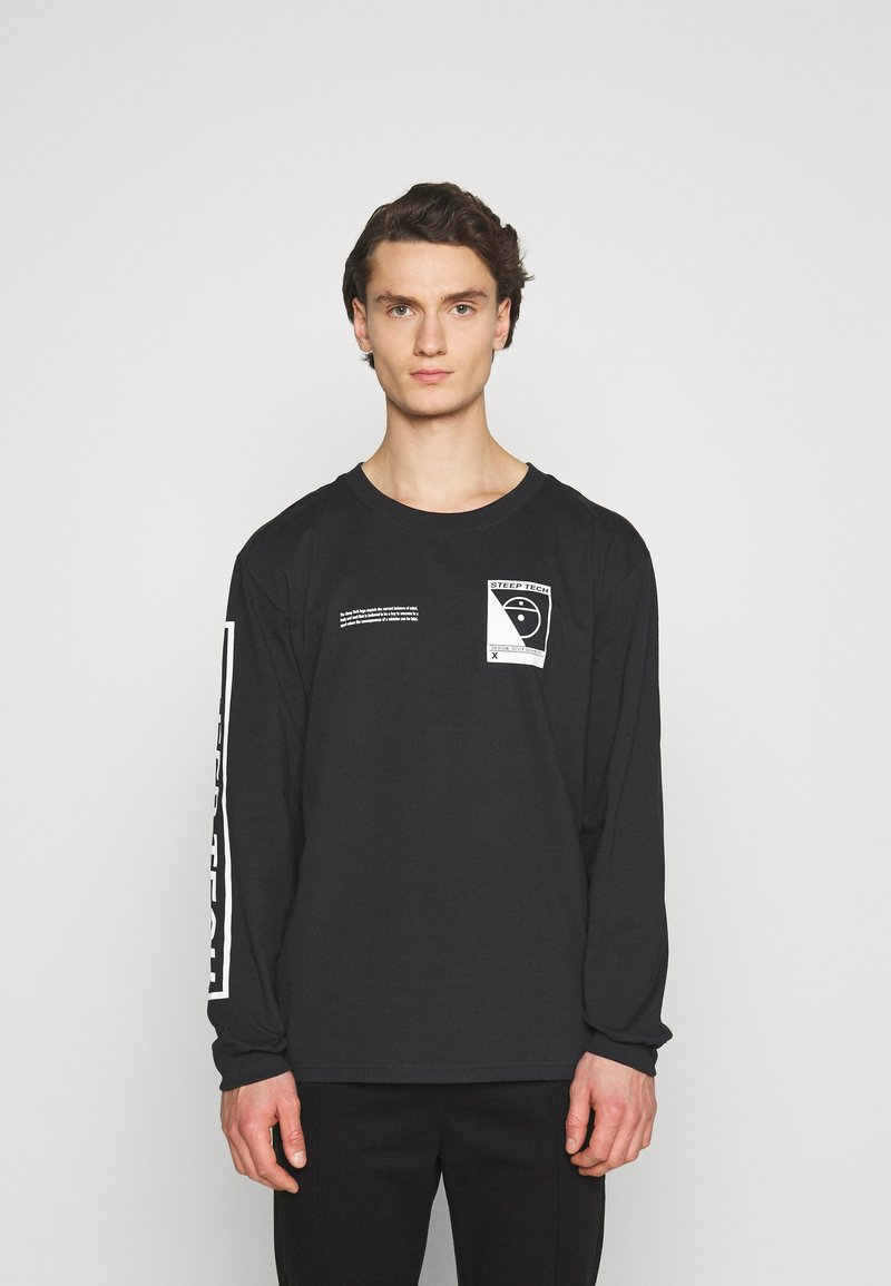 The North Face - STEEP TECH TEE UNISEX - Långärmad tröja - black
