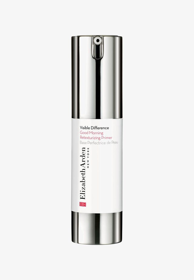 VISIBLE DIFFERENCE GOOD MORNING RETEXTURIZING PRIMER - Primer - -