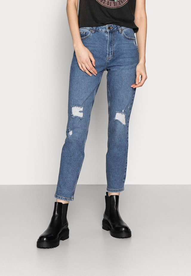ONLEMILY  - Jeans a sigaretta - medium blue denim