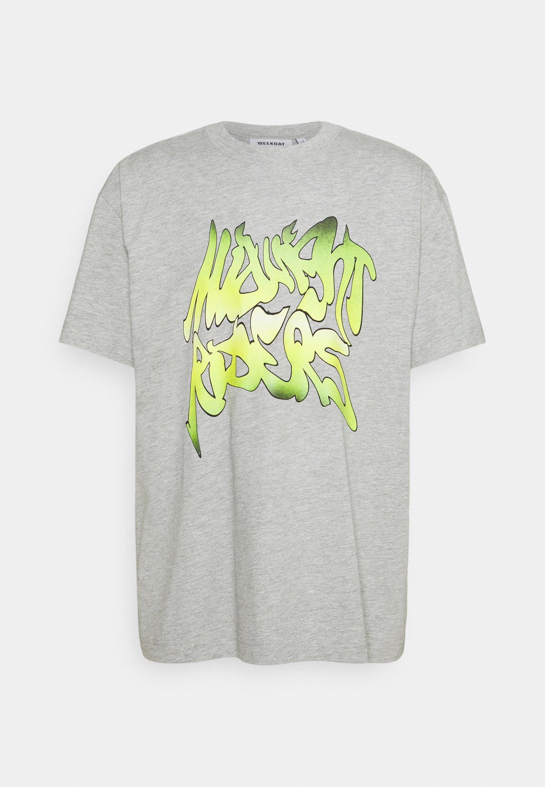 Damen OVERSIZED PRINTED UNISEX - T-Shirt print