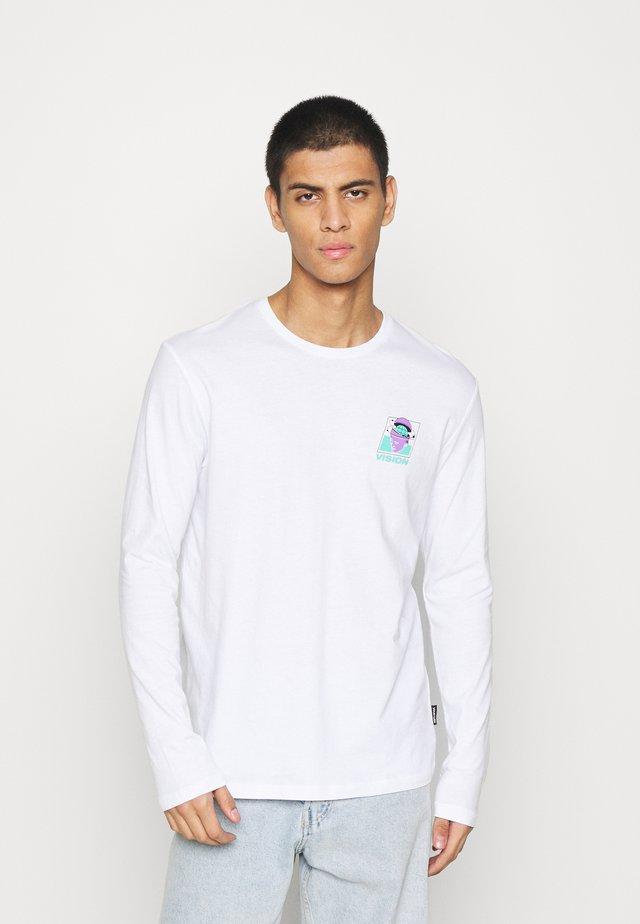 UNISEX - Topper langermet - white