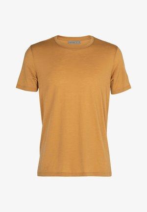Basic T-shirt - coyote