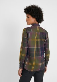 Barbour - MOORLAND - Button-down blouse - olive - 2