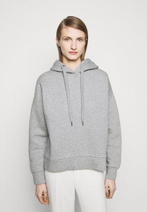Sweatshirt - grey heather melange