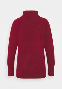 GAP - BRUSHED SUPERSOFT - Jumper - cinnabar red - 1