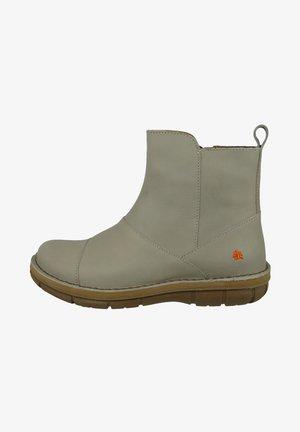 ELEGANTE MISANO - Platform ankle boots - sesame