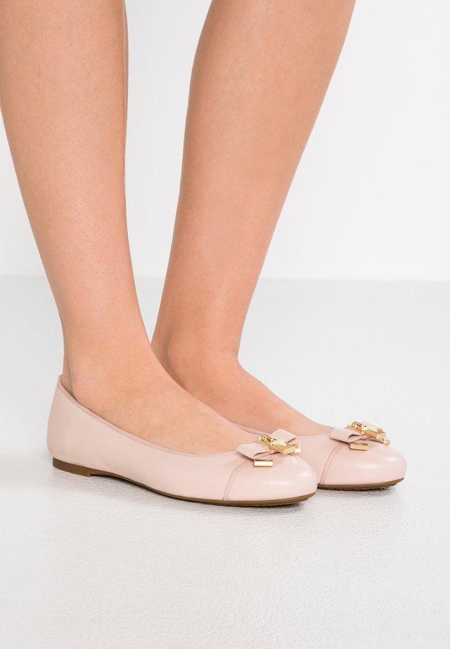 ALICE BALLET - Ballet pumps - soft pink