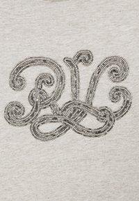 Lauren Ralph Lauren - Print T-shirt - farro heather - 5