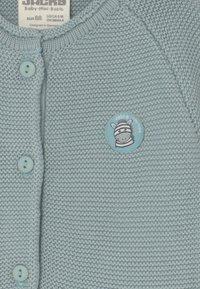 Jacky Baby - ZEBRA UNISEX - Cardigan - mint - 2