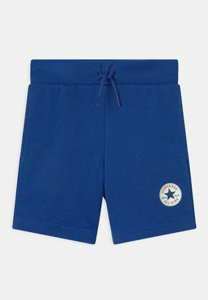 CHUCK PATCH - Shorts - converse blue