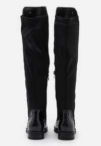 XTI - Kozačky nad kolena - black - 3