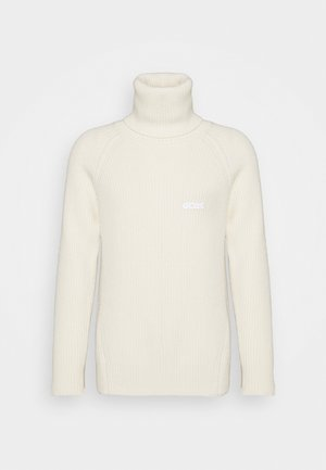 TURTLENECK SWEATER - Jumper - white