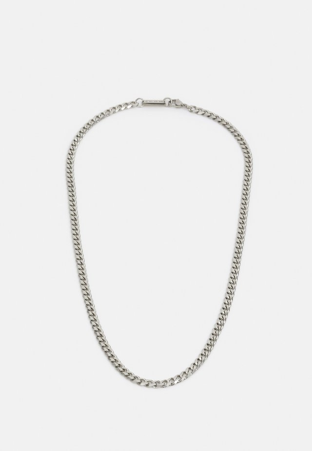 CURB CHAIN - Smykke - silver-coloured