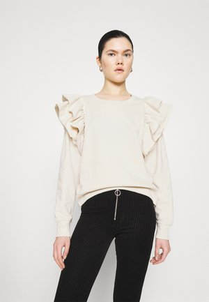 MISA - Sweatshirt - white light