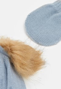 Name it - NBMMUSTA MAGIC SET - Beanie - ashley blue - 4