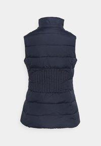 Icepeak - PETALUMA - Waistcoat - dark blue - 2