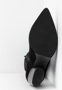 Kennel + Schmenger - AMBER - Klassiska stövlar - black - 6