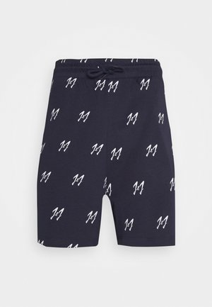 JACJASON - Pyjama bottoms - maritime blue