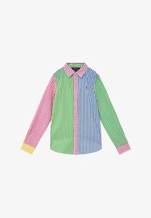 FUN BENGAL  - Button-down blouse - white multi