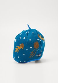 Patagonia - BABY REVERSIBLE BEANIE UNISEX - Bonnet - cosmic dreams/crater blue - 3