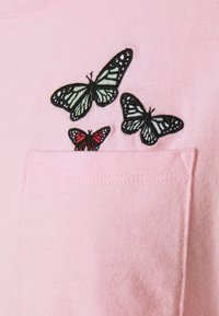 Hollister Co. - TEE - T-shirts med print - pink - 6