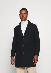 Antony Morato - COAT RUSSEL SLIM FIT - Classic coat - black - 0