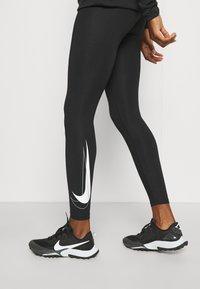 Nike Performance - RUN - Trikoot - black/white - 4