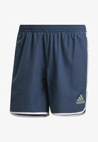adidas Performance - MARATHON 20 SHORTS - Sports shorts - blue - 5