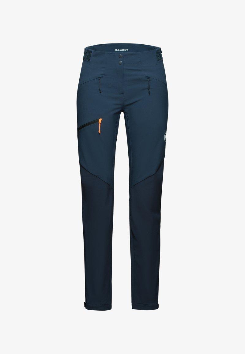 Mammut - COURMAYEUR SO - Outdoor trousers - marine